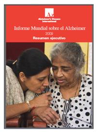 Informe mundial sobre el Alzheimer