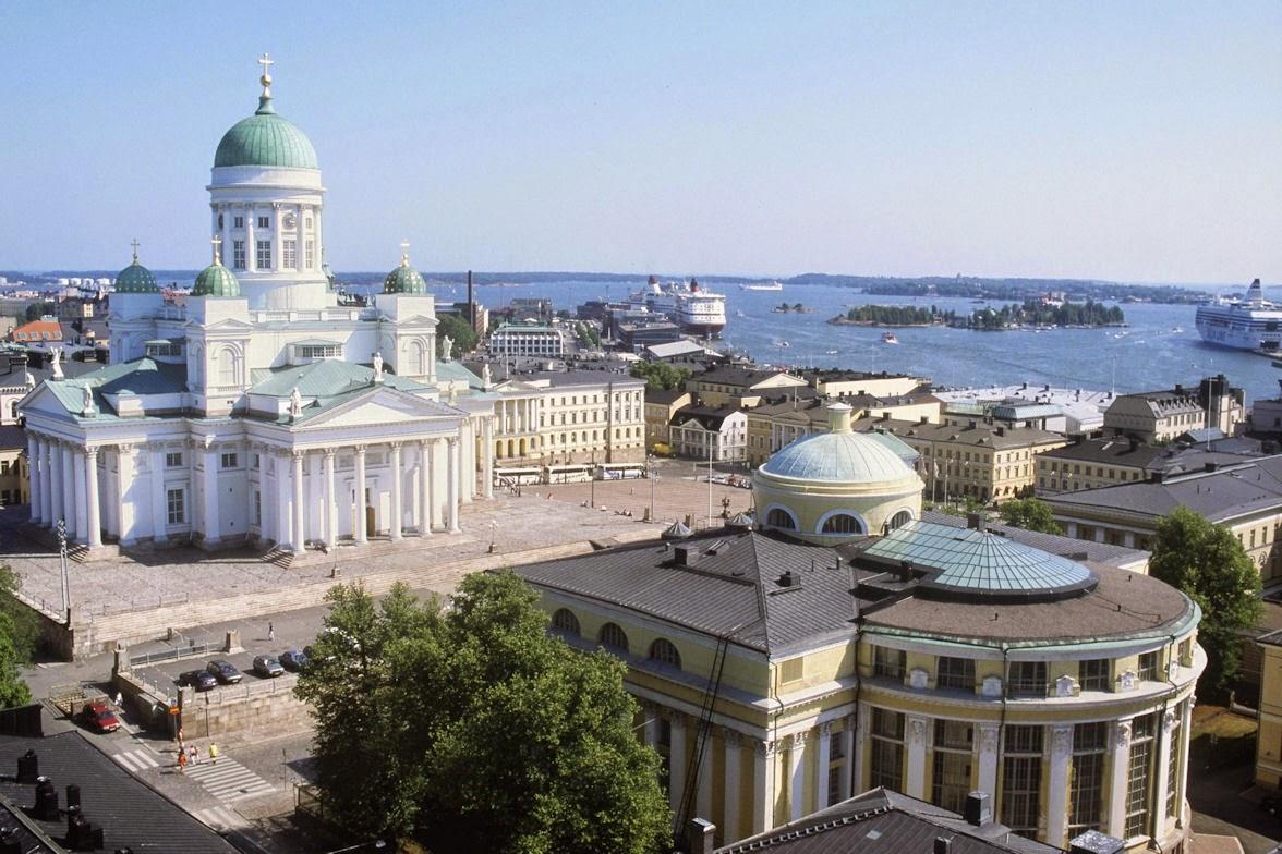 Melhores lugares para viajar Helsinki