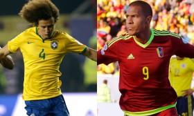 Brasil vs Venezuela, Copa América 2015