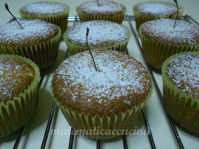 muffins alle ciliege per il contest di cucina in cucina di giugno-luglio 2015