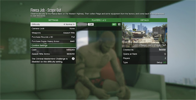 GTA 5 Online Mission