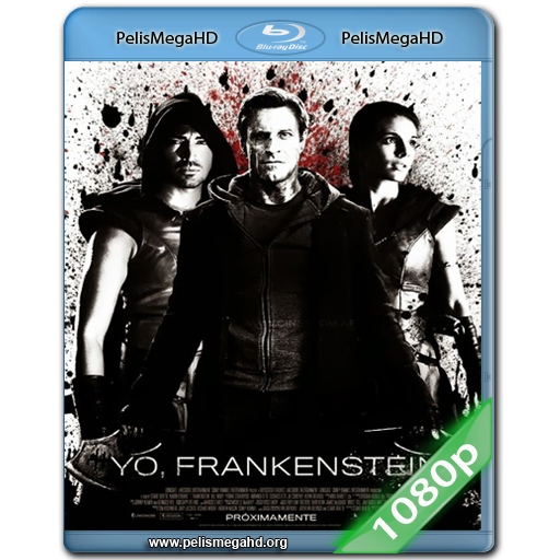 YO, FRANKENSTEIN (2014) 1080P BLURAY LATINO AC3 5.1 – INGLÉS DTS 5.1 X264-HD