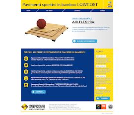 pavimento in bambù: il nuovo sito