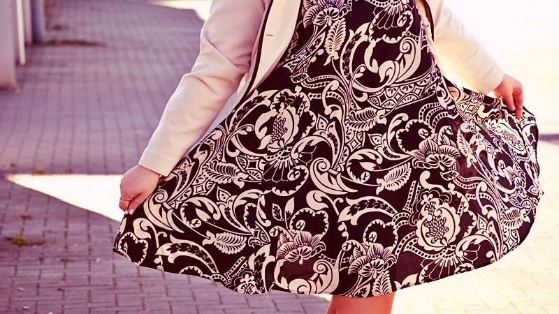 Italian flair · trend piece summer coat