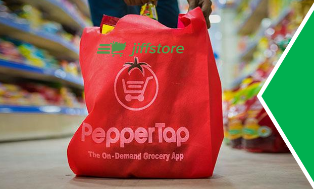 PepperTap has acquired Jiffstore (HyperLocal Startup)