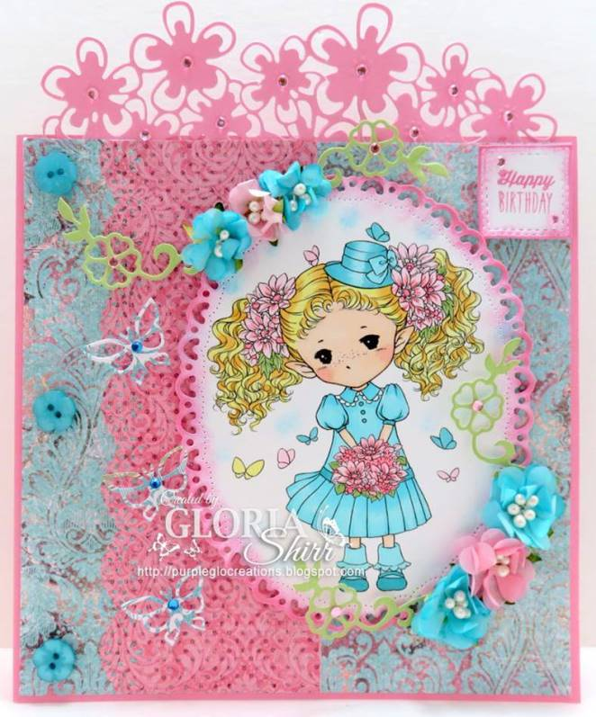 Featured Card at Artistic Inspiration Challenge