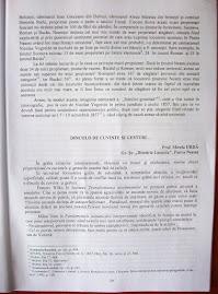 """Articolul din """"Busola"""", referitor la boierimea nemţeană de la jumătatea secolului al XIX-lea, p. 39"""
