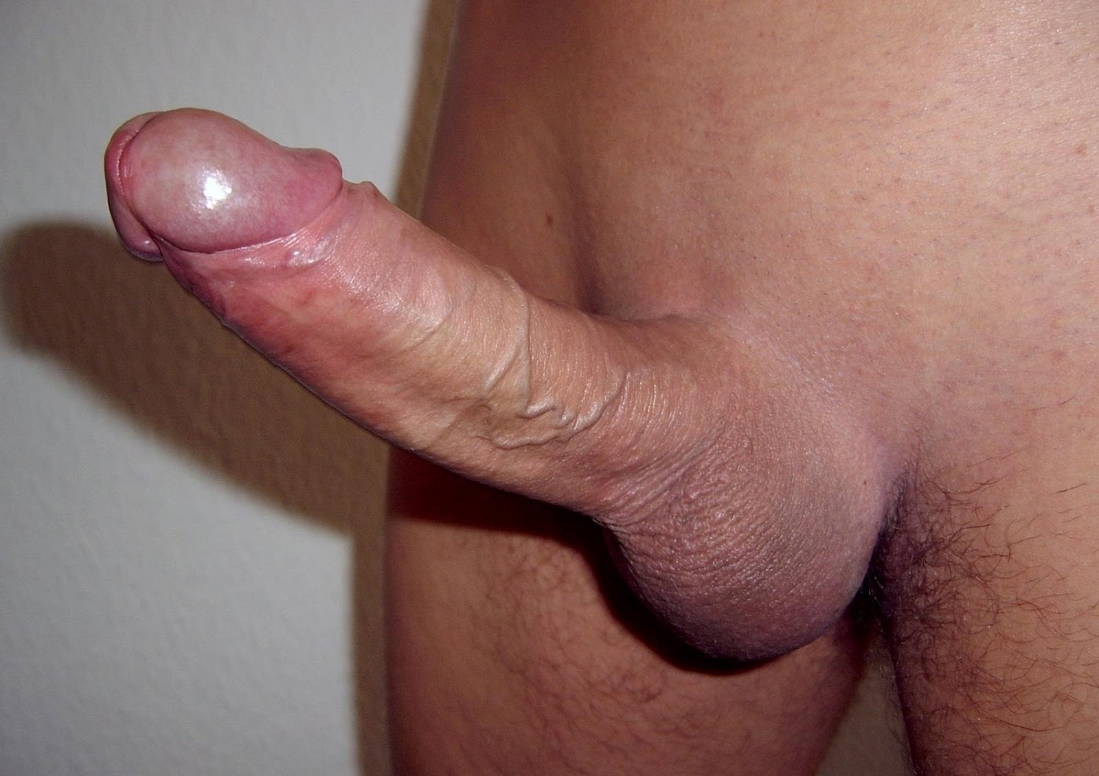 Dressed cock enormous hard