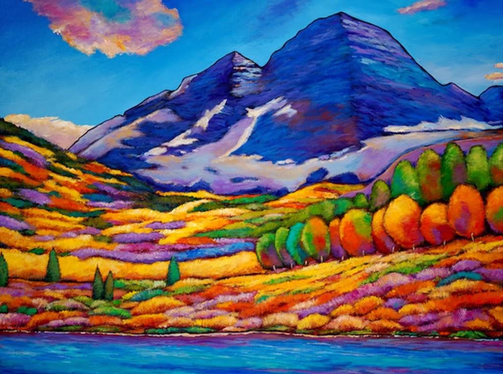 pinturas-modernas-paisajes