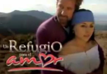 """... de """"Un refugio para el amor"""" , la nueva producción de Televisa para"""