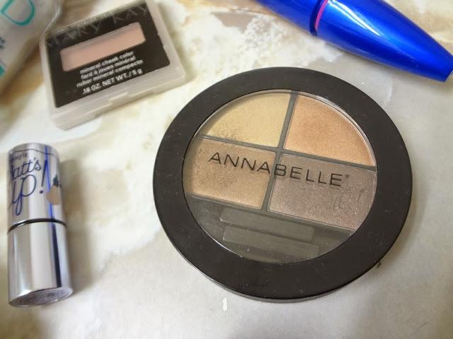 Annabelle Chai Chai Chai Eyeshadow Quad