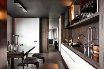 Desain Dapur Maskulin 6