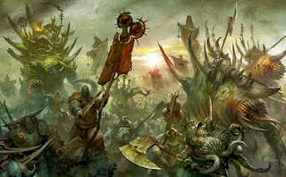Age of Sigmar- More Leaked Images