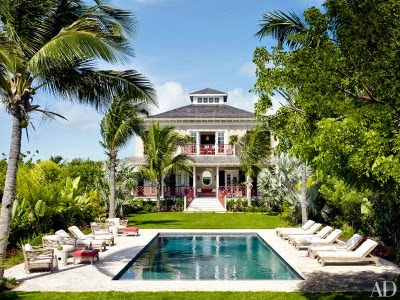 Bahamas vacation home