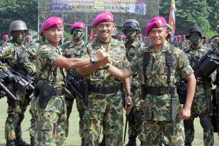 Mayor Marinir Joni Sulistiawan Jabat Komandan Batalyon Infanteri-5 Marinir