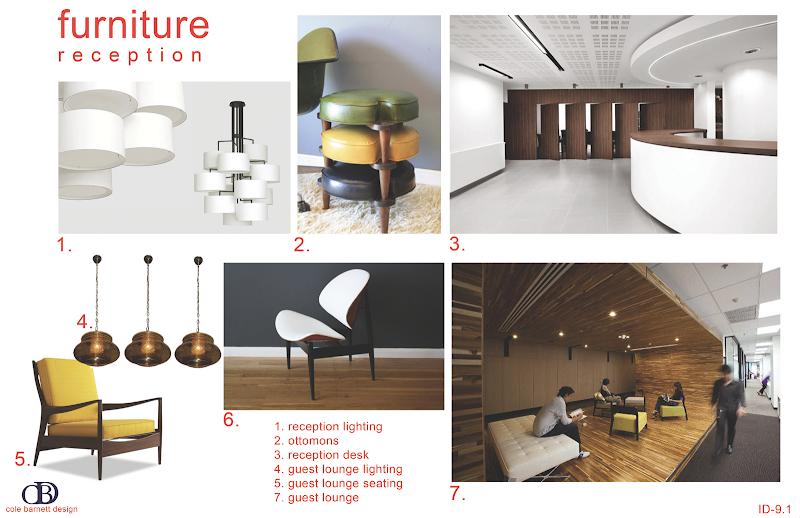 Mid-Century Modern Office Design for Brad Goreski, It's a Brad Brad  title=