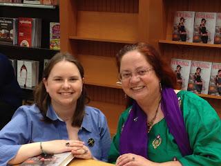 Tattooed Books and Patricia Briggs