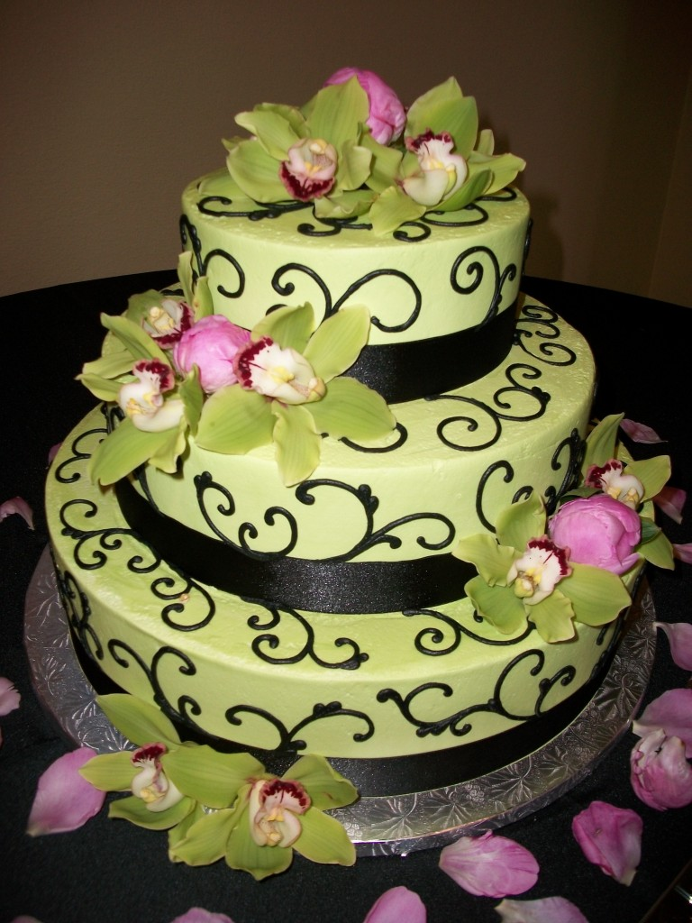 Cake Images With S : Weddingzilla: Fab Wedding Cakes