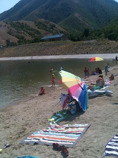 Blog Me Fit Spanish Fork Reservoir