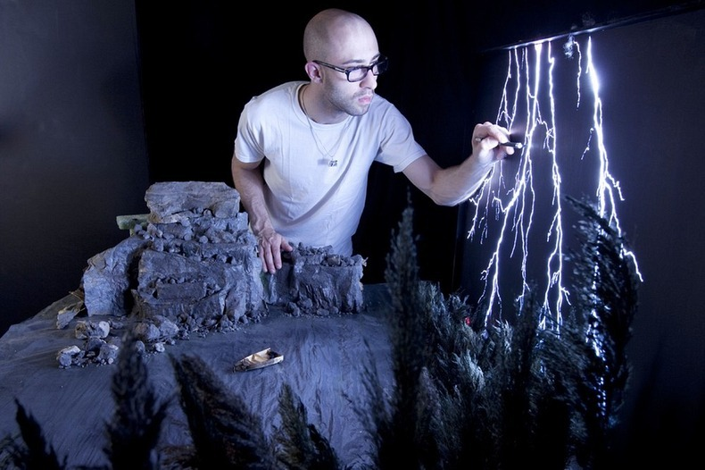 This Is Absolutely Fantastic! Magical Miniature Worlds by Matthew Albanese!