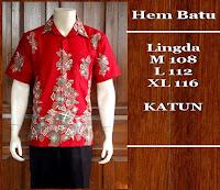 Kemeja Batik BP 5785