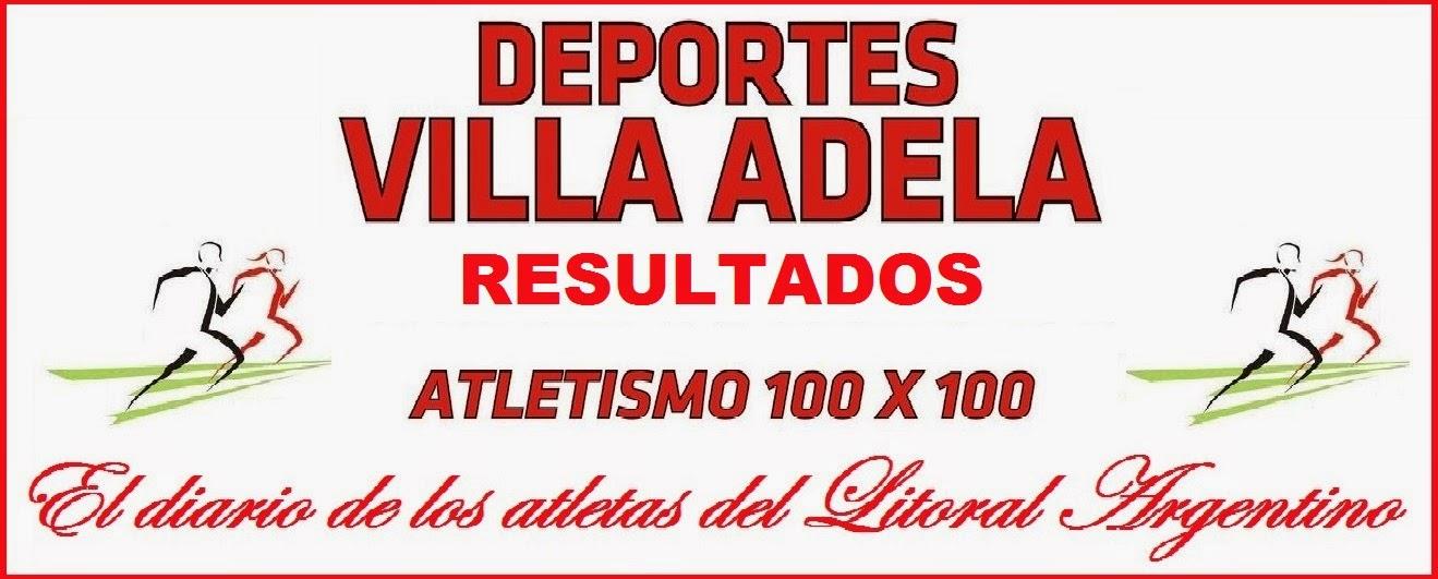 DEPORTES VILLA ADELA (RESULTADOS)