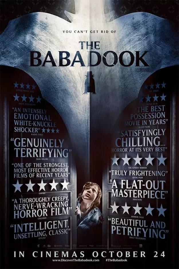 ¡Cartelicos!: The Babadook