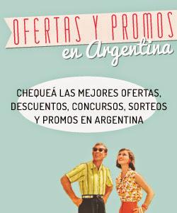 Ofertas y promos Argentina