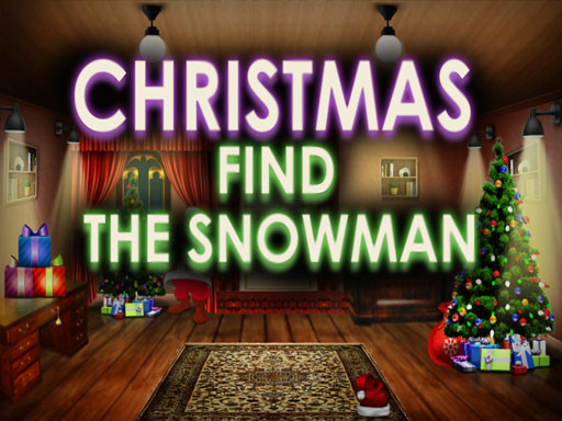 Top10 Christmas Find The Snowman