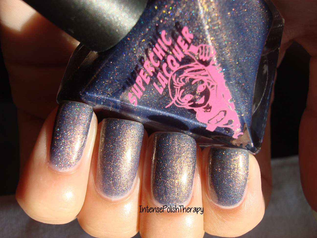 Superchic Lacquer - Baker's Hunger For A Bun In The Oven