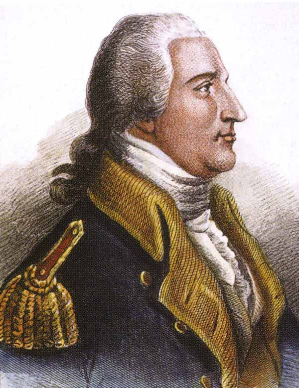 Benedict Arnold - Assignment Example