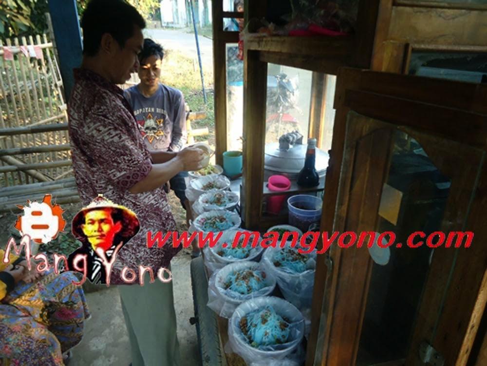Soto PODOMORO Mang Amin Ciyuda, Pagaden Barat