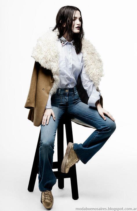 Ginebra moda invierno 2013.