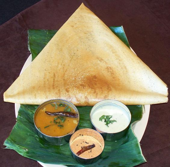 Soham Roy: South Indian Food Items