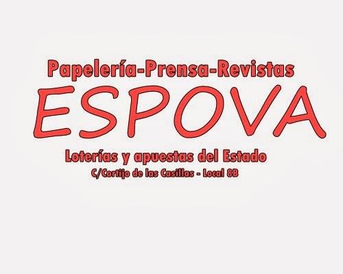 ESPOVA- Papelería