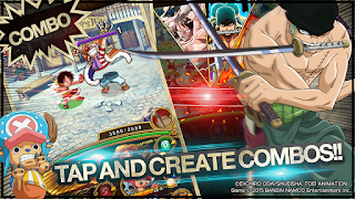 Download LINE: ONE PIECE TreasureCruise v1.2.0 Apk