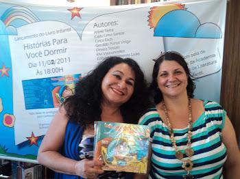 Agente Cultural Ana Brasil da Representante da Academia Val Paraíso