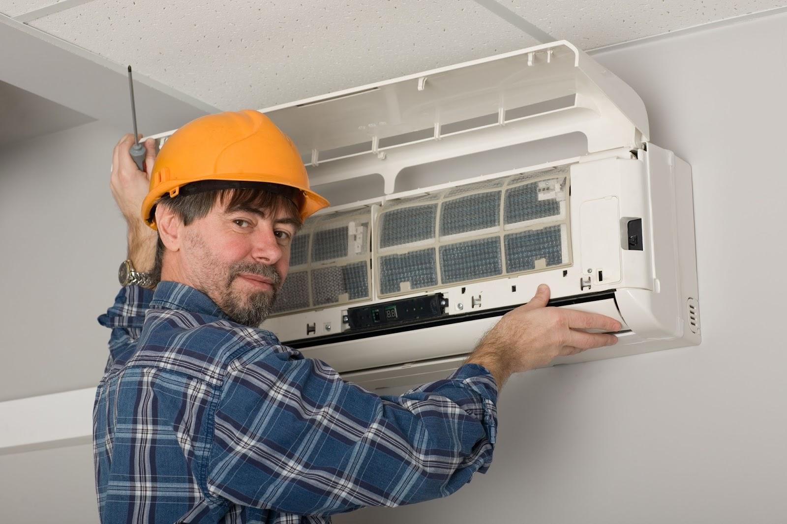 Làm thế nào để tự sửa máy lạnh?