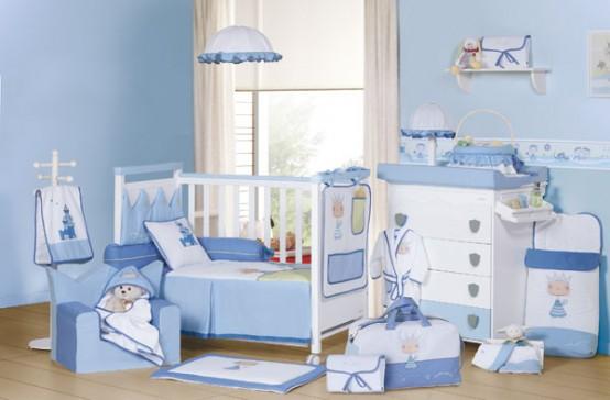 kamar bayi - tempat tidur bayi 10