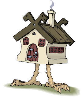 Fantasy House Free Clipart