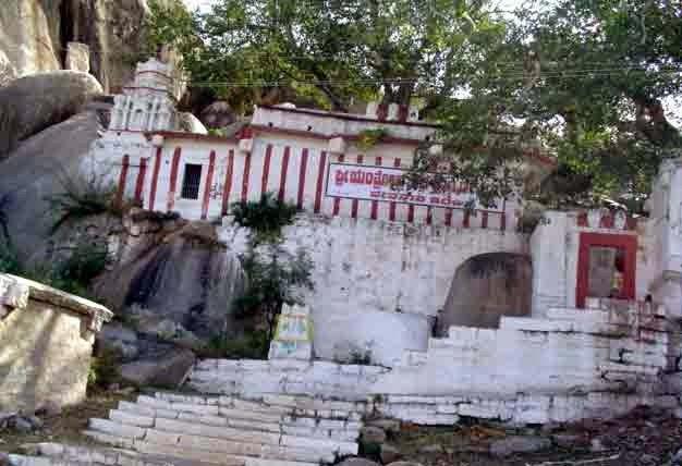 Yantrodharaka Anjaneya Hanuman Temple Hampi Karnataka