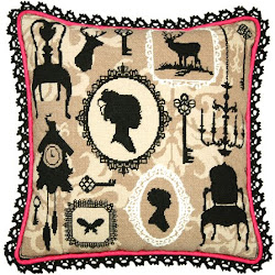 Silhouettes Needlepoint Kit