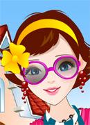 Моя прекрасная мама - Онлайн игра для девочек