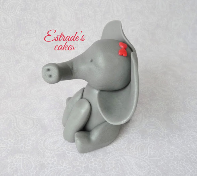 elefanta de fondant 3