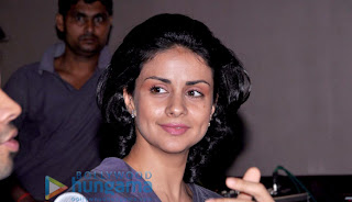 Gul Panag unveils 'Married Man's Guide To Creative Cooking' book