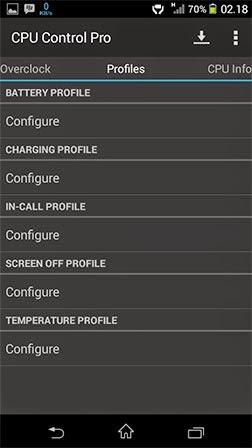 CPU Control Pro Terbaru