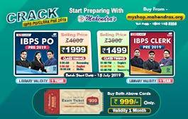CRACK IBPS PO/CLERK PRE 2019