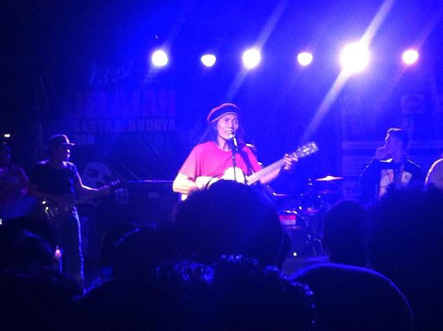 Jelajah, Sastra, Budaya & Reggae