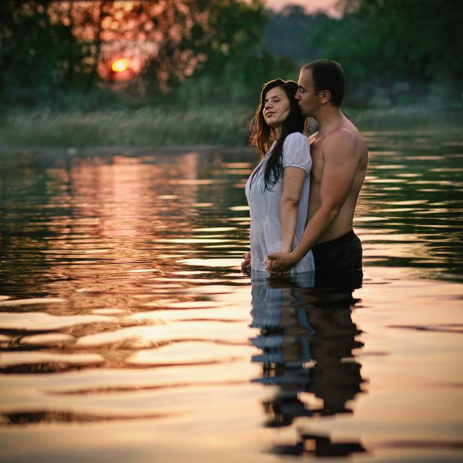 Fotografías Románticas