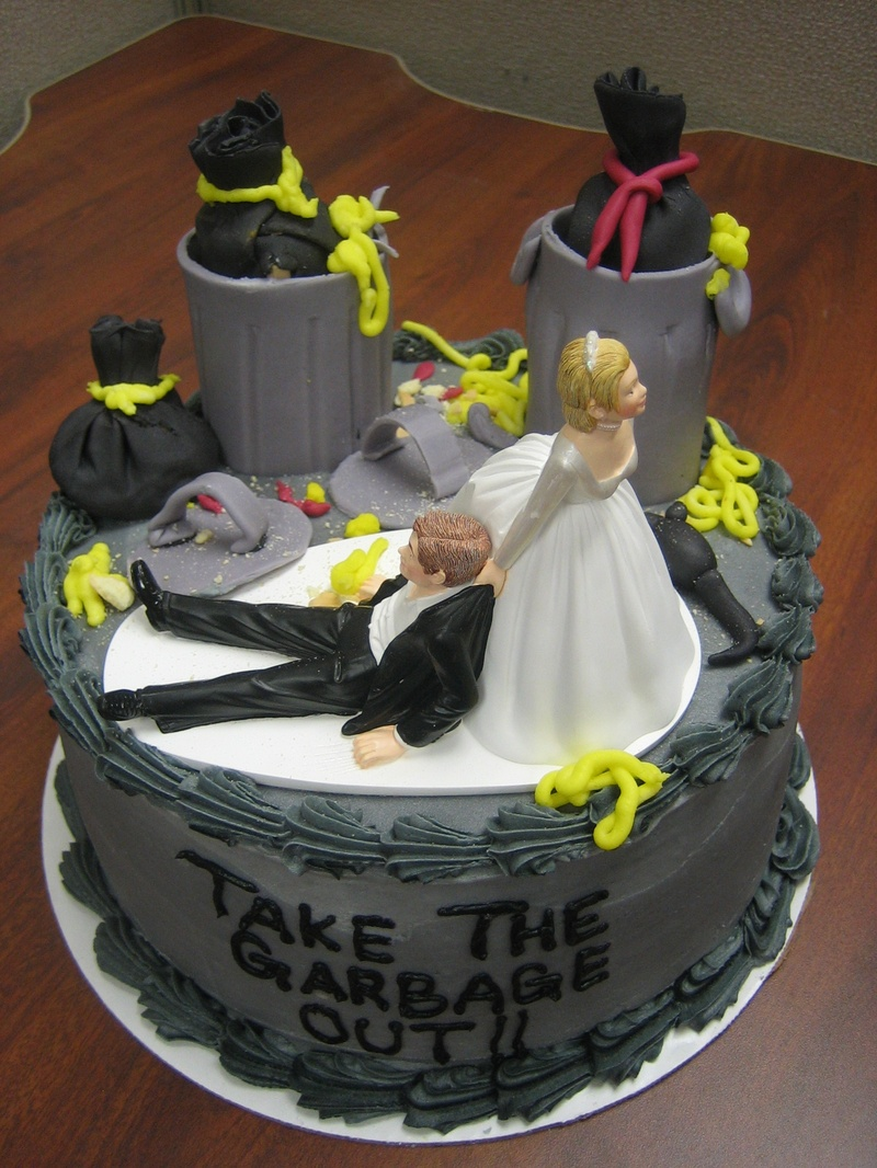 Divorce Cake Ideas